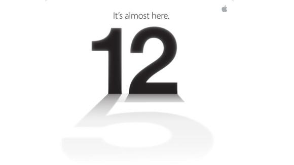 iPhone 5 Media Event Live Video Stream at 1pm EST